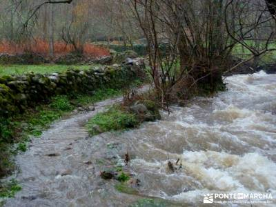 Valle del Ambroz-Sierra de Bejar - Gredos; rutas de senderismo;senderismo trekking